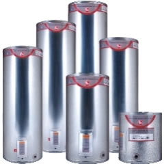 mains pressure electric water heaters
