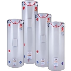 stainless steel mains pressure electric water heaters